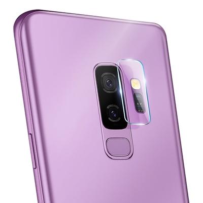 [超值3入組] 三星 Galaxy S9+ 鏡頭 9H 鋼化玻璃膜 透明 保護貼 (三星S9+保護貼 三星S9+鏡頭貼 三星S9plus保護貼 三星S9plus鏡頭貼)