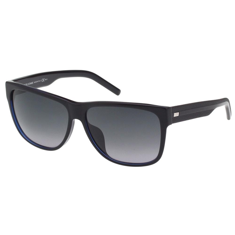 Dior  中性 太陽眼鏡 (黑色)