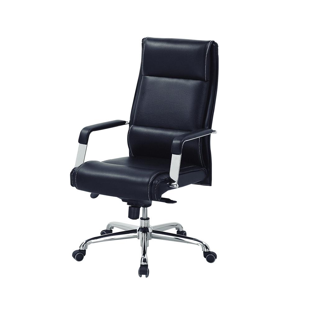 柏蒂家居-傑米主管椅/辦公椅-61x50x115~122cm
