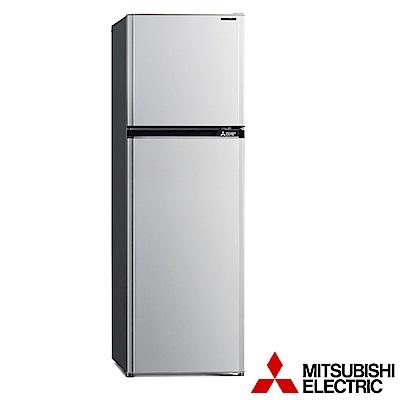 MITSUBISHI三菱273公升雙門變頻冰箱-銀 MR-FV27EJ-SL