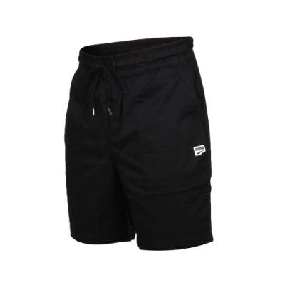 PUMA DOWNTOWN男流行系列短褲-慢跑 路跑 黑