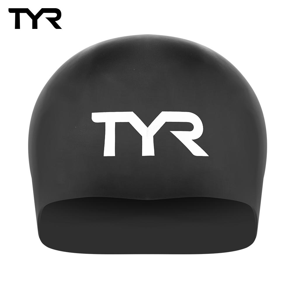 美國TYR FINA認證競賽型成人矽膠泳帽 Wallbreaker 2.0