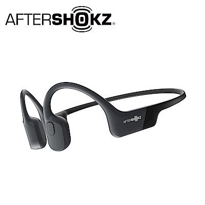 AFTERSHOKZ AEROPEX AS800骨傳導藍牙運動耳機(曜夜黑)