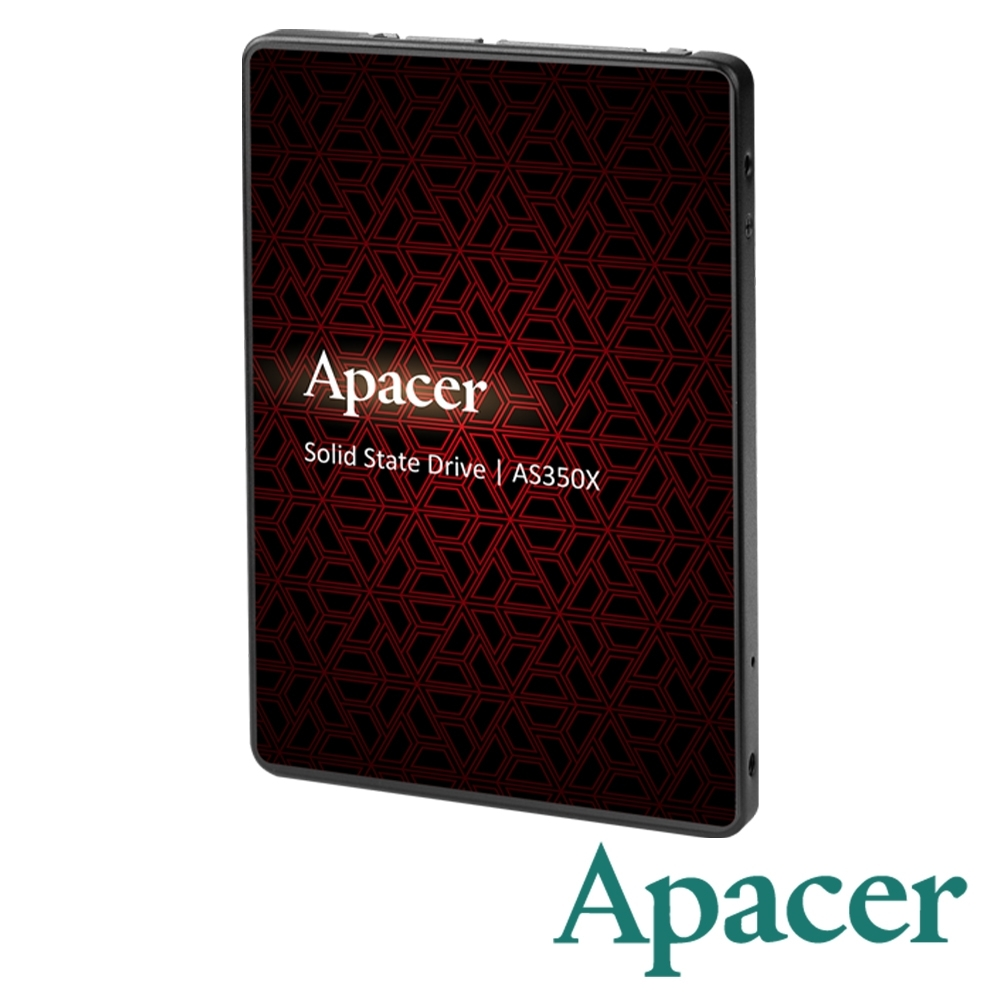 Apacer AS350X 512GB 2.5吋SSD固態硬碟