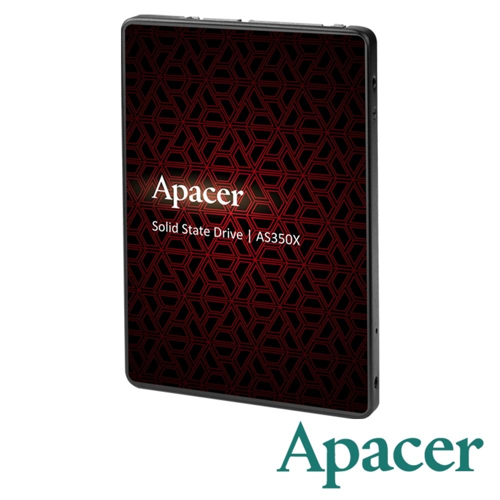 Apacer AS350X 1TB 2.5吋SSD固態硬碟