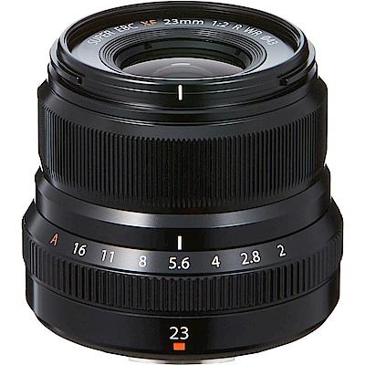 FUJIFILM XF 23mm F2 R WR 黑色 彩盒(平行輸入)