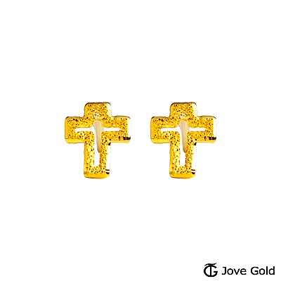 Jove gold 信仰黃金耳環