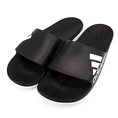 ADIDAS-男女涼拖鞋CM7928-黑