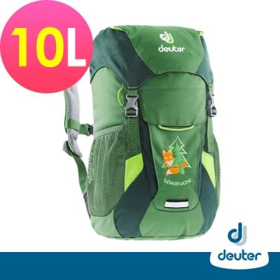 【德國DEUTER】WALDFUCHS 10L兒童背包/書包/旅遊包3610015綠