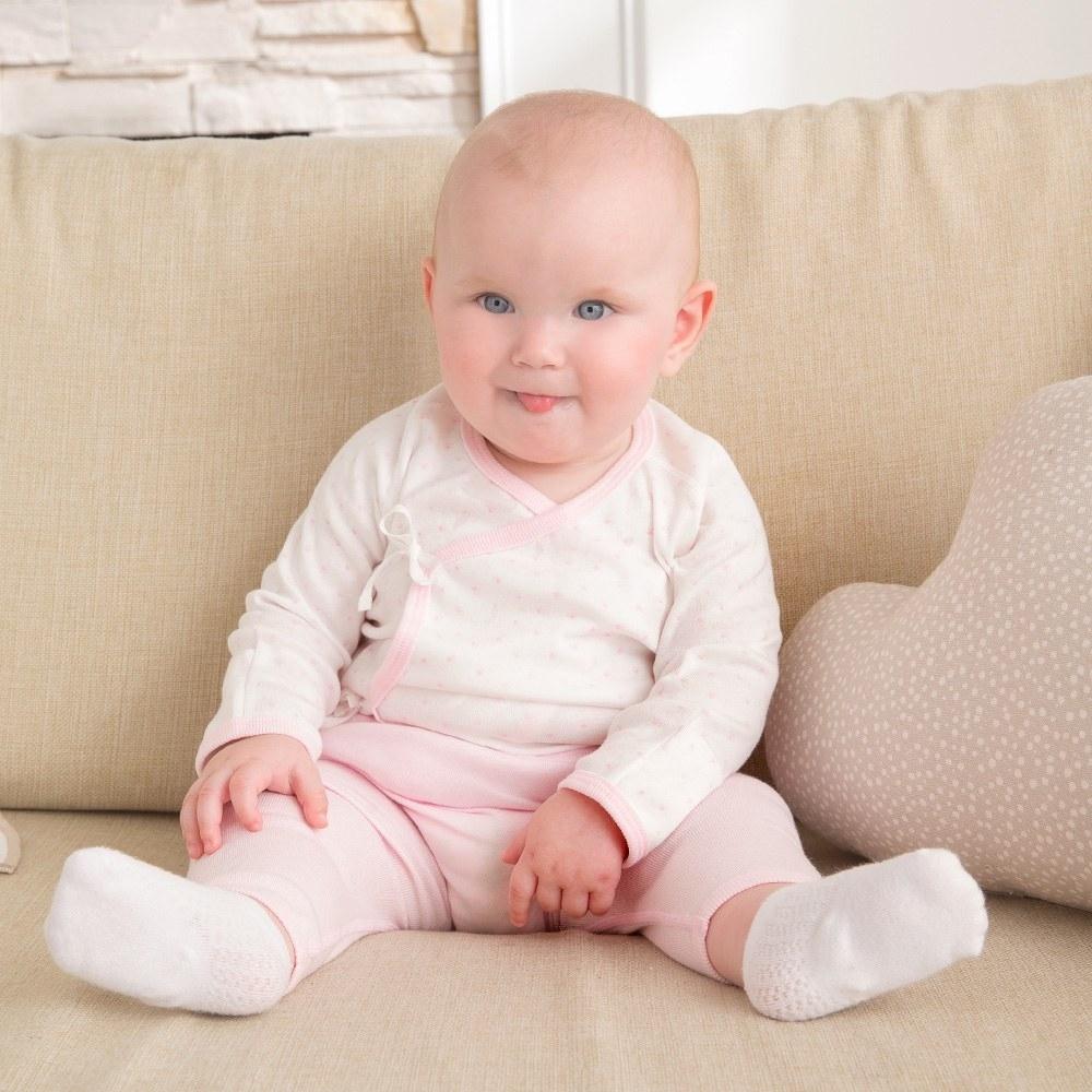 奇哥 腳ㄚㄚ肚衣2入 3-6個月 (2色選擇)