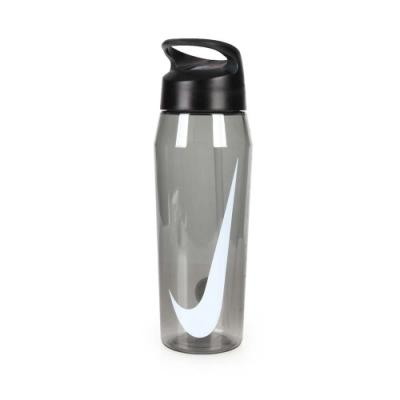 NIKE 32OZ 吸管水壺 透明黑白