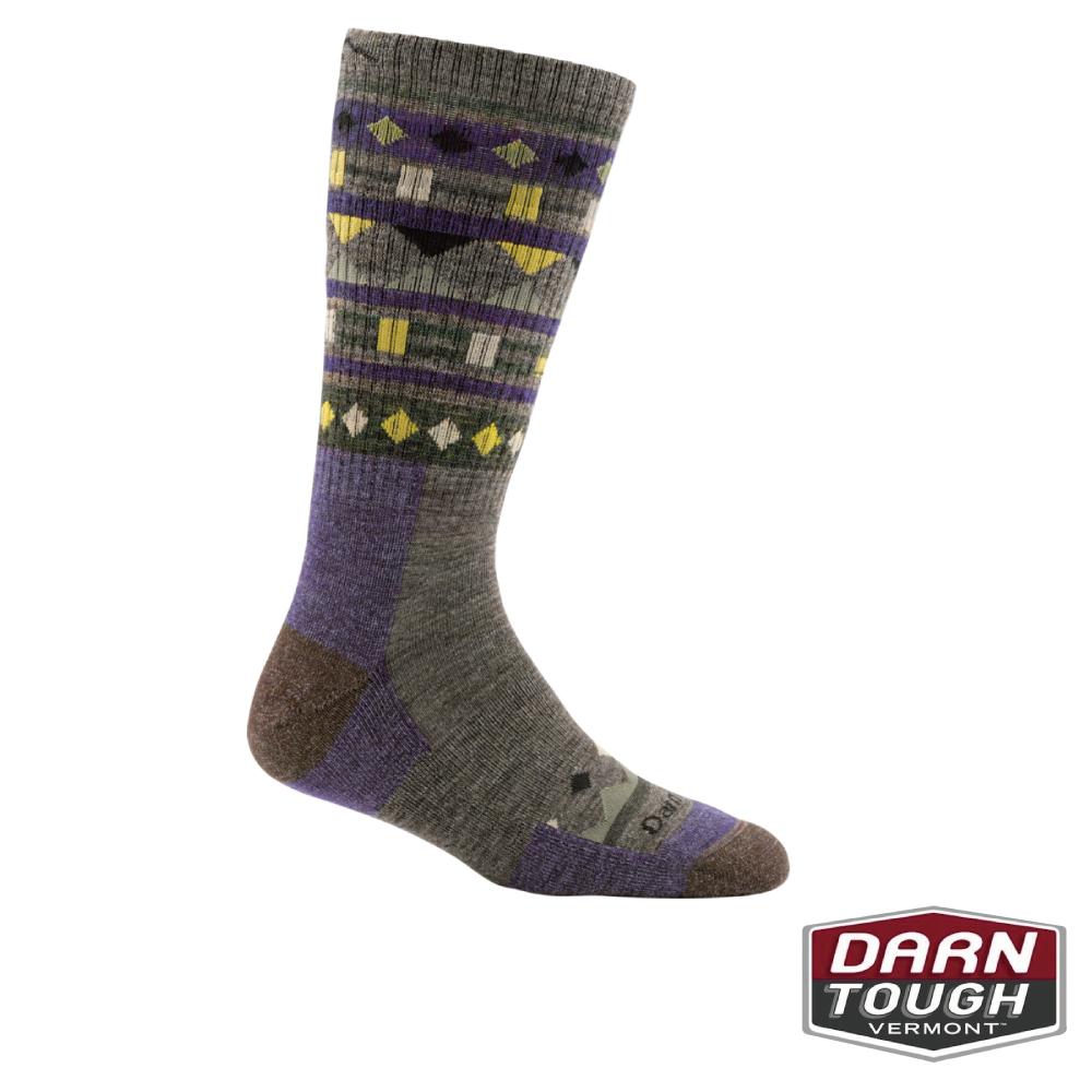 【美國DARN TOUGH】女羊毛襪TRAIL MAGIC健行襪(顏色隨機)