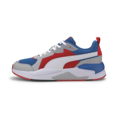 PUMA-X-Ray 男性復古慢跑運動鞋-寶藍