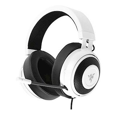 Razer 雷蛇 Kraken Pro V2 北海巨妖專業版耳機麥 (白)