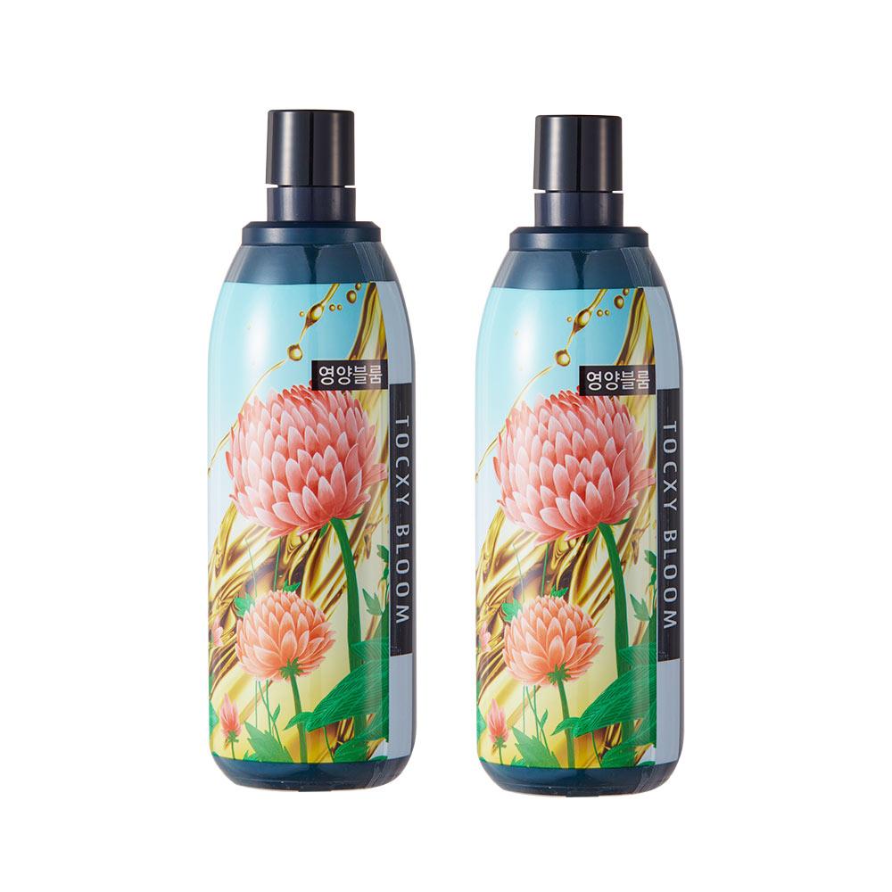 韓國TOCXY BLOOM碳酸SPA無矽靈洗護髮乳(補充瓶組)