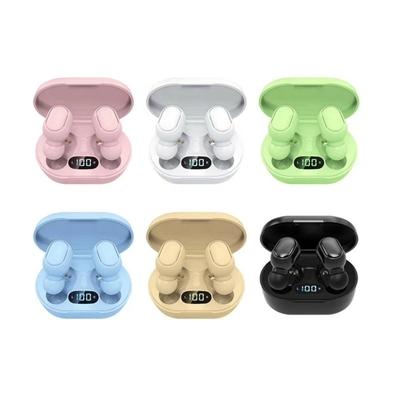 CLC TS1-A 彩糖盒馬卡龍色藍芽耳機運動真無線藍芽耳機5.0 (五色可選)