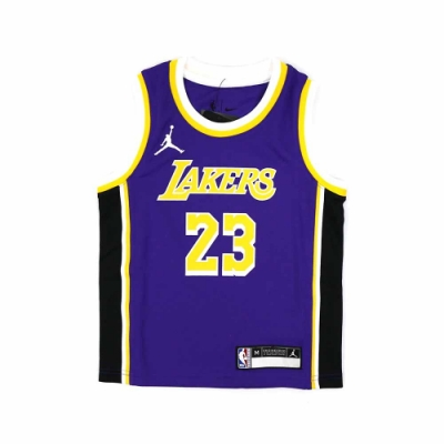 NIKE NBA Statement Edition 兒童球衣 湖人隊 LeBron James