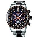 SEIKO精工 Astron 5X53 雙時區 限量鈦金屬GPS衛星定位錶