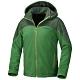 【ATUNAS 歐都納】男款Windstopper防風透氣保暖外套A-G1446M綠 product thumbnail 1