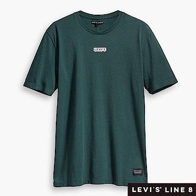 Levis 男女同款 短袖T恤 Logo 針織印花