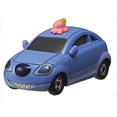 任選TOMICA 十週年-DM04夢幻史迪奇車_DS12956 迪士尼小汽車