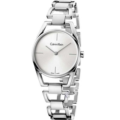 Calvin Klein ck  Dainty  優美系列時尚腕錶(K7L23146)
