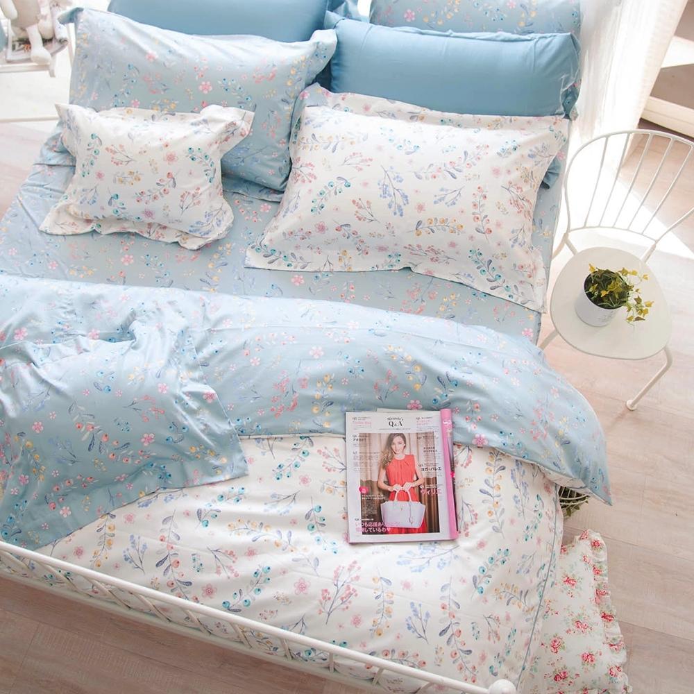 OLIVIA  Grace 標準雙人床包冬夏兩用被套四件組 MOC莫代爾棉 台灣製