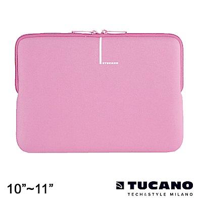TUCANO Color 多彩時尚筆電專用內袋 10/11吋-粉