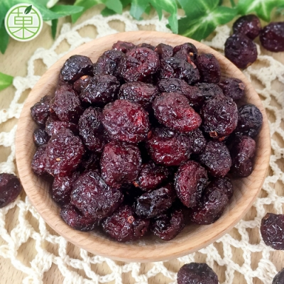 菓青市集 蔓越莓果粒300g