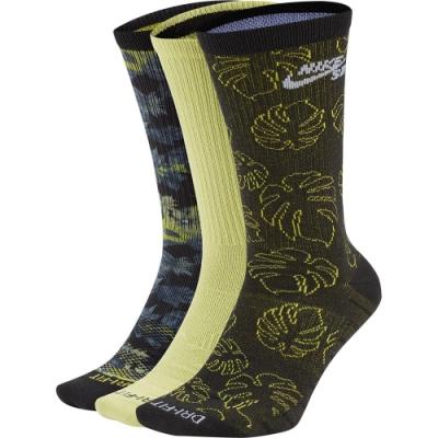 NIKE 休閒襪 男女款 運動襪 6入組 多色 SK0041902 U NK SB EVERYDAY MAX LTWT CRW