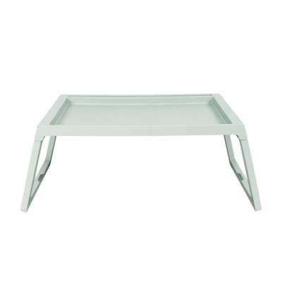 樂嫚妮 懶人桌/電腦桌/床上/多功能/折疊-綠-68X35X27.5cm