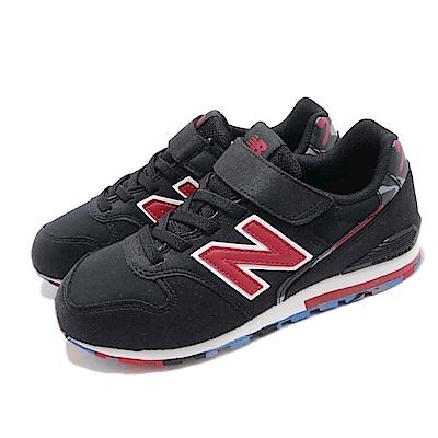 New Balance 慢跑鞋 KV996BWYW 寬楦  童鞋