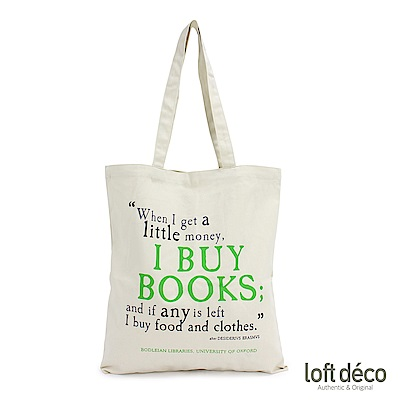 Loft Deco | Books| 帆布隨行袋