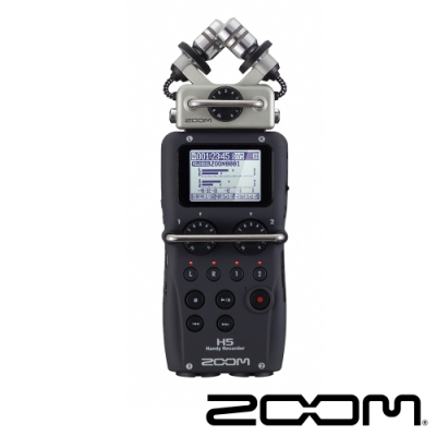 ZOOM H5 手持數位錄音機-公司貨