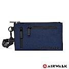 【AIRWALK】簡直率性頸掛包-藍