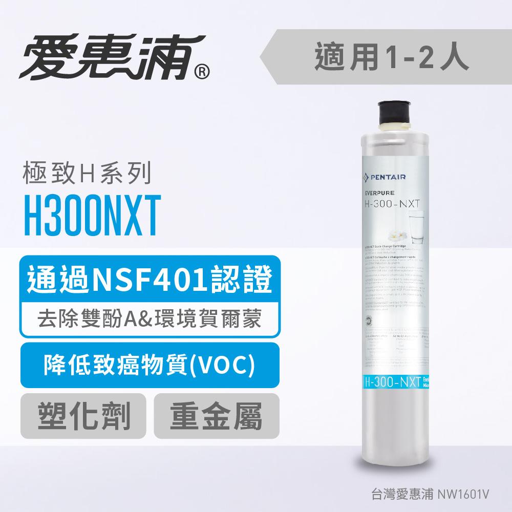 EVERPURE 愛惠浦 公司貨 H300NXT淨水濾芯