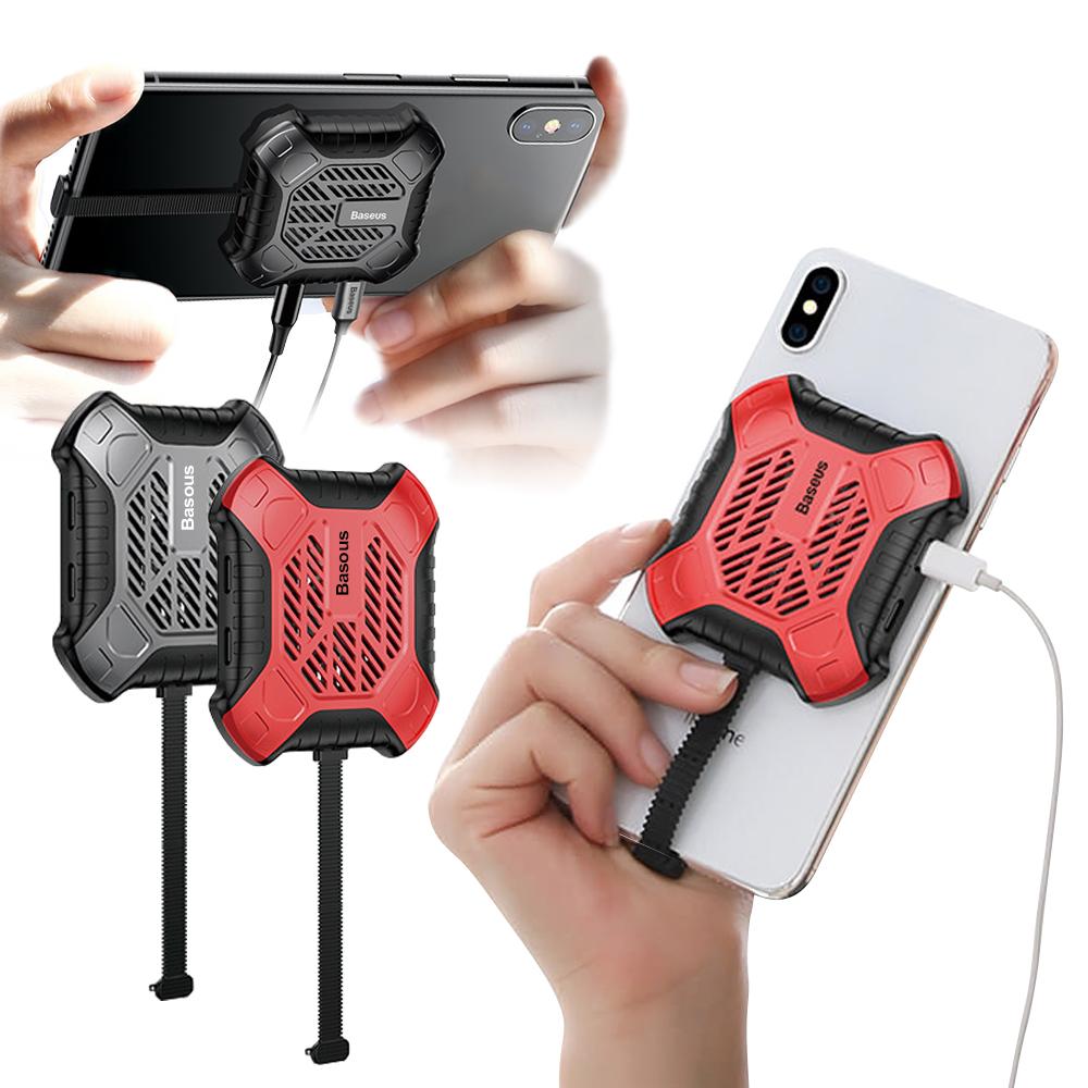 Baseus 蘋果手機遊戲必備 X警音頻吸盤式散熱器