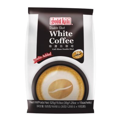 金麒麟 gold kili 特濃白咖啡(35gx15入)