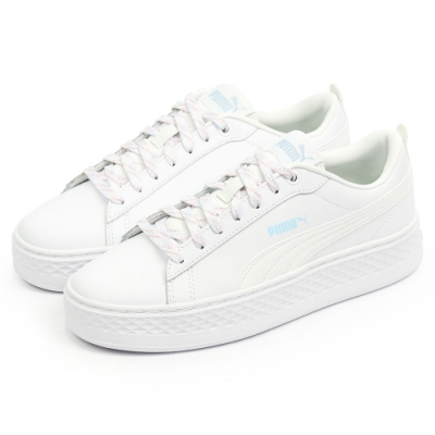 PUMA 經典復古鞋 SMASH PLATFORM Q4 女鞋