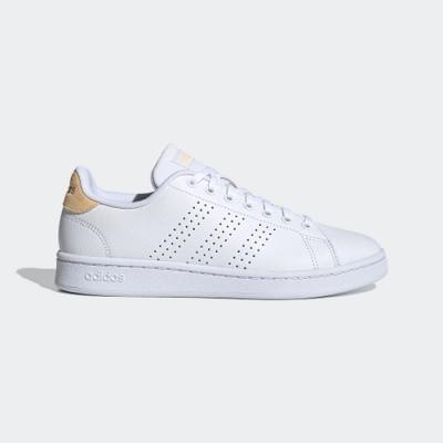 adidas 休閒鞋 小白鞋 運動鞋 女鞋 白 FW0970 ADVANTAGE