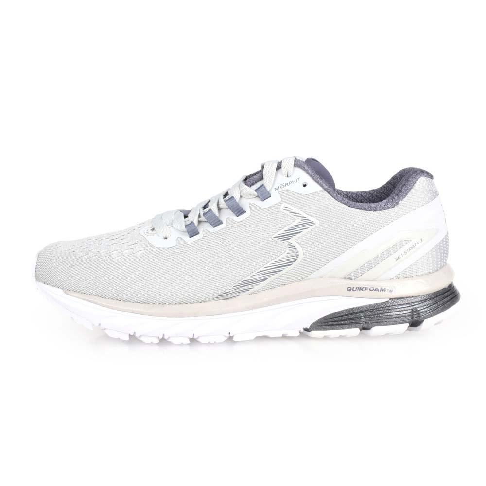 361度 361° 女慢跑鞋-訓練 路跑 淺灰深灰