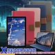 Xmart for  Samsung Galaxy Tab A7 2020 10.4吋  T500 T505 T507 微笑休閒風支架皮套 product thumbnail 1