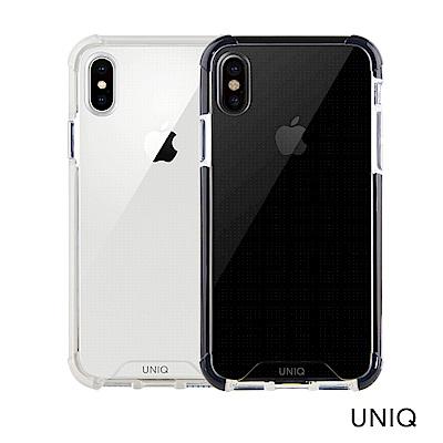 UNIQ iPhone X 軍規認證雙料防摔手機保護殼