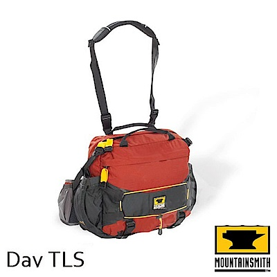 MountainSmith DAY TLS 14L 多功能臀包_紅