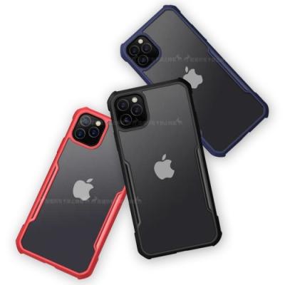 XUNDD簡約工業風 iPhone 11 Pro 5.8吋 清透防摔手機殼