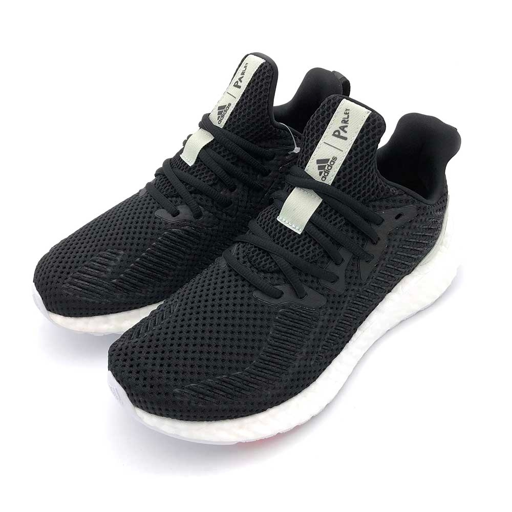 ADIDAS alphaboost PARLEY 男 跑步鞋 黑-EF1162 product image 1