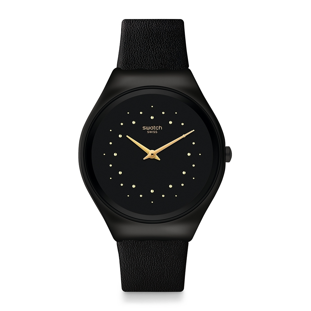 Swatch 超薄金屬手錶 SKIN SHADOW-38mm product image 1