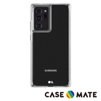 美國 Case●Mate Samsung Galaxy Note20 Ultra 5G Tough Clear+ 環保抗菌防摔加強版手機保護殼
