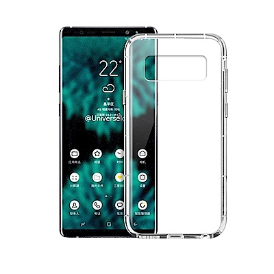 Xmart for Samsung Galaxy Note 9 加強四角防護防摔...