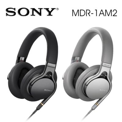 SONY MDR-1AM2 高音質輕巧耳罩式耳機 4.4mm平衡傳輸